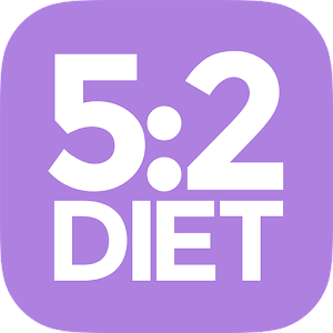 Cover art 5:2 Diet Complete Meal Planner