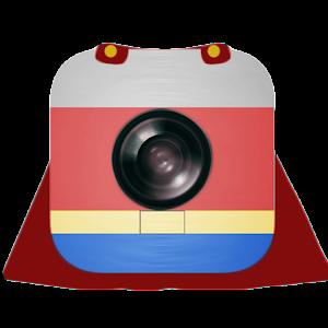 superhero effects app
