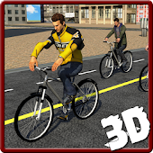 Download Bicycle Rider Race 2017 APK on PC