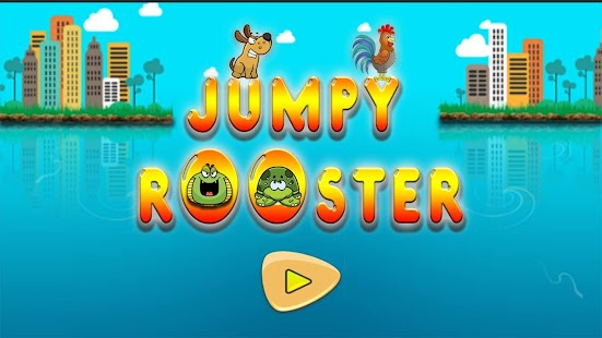 Rooster Jump - screenshot