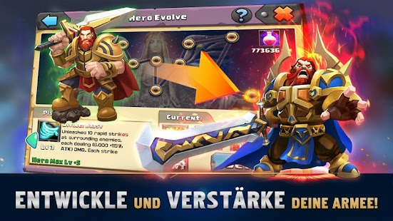 Game Clash of Lords 2: Ehrenkampf APK for Kindle