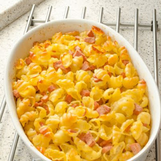 Slow-Cooked Ham and Cheese Gnocchi