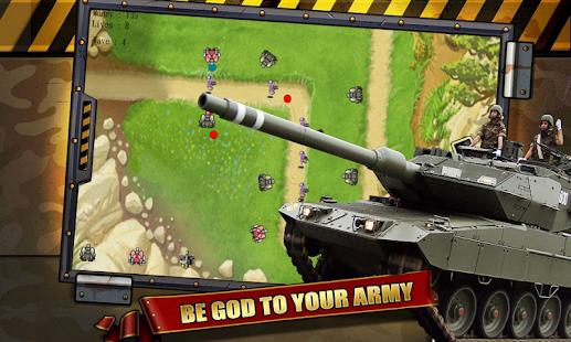 Скачать танк командер для андроид