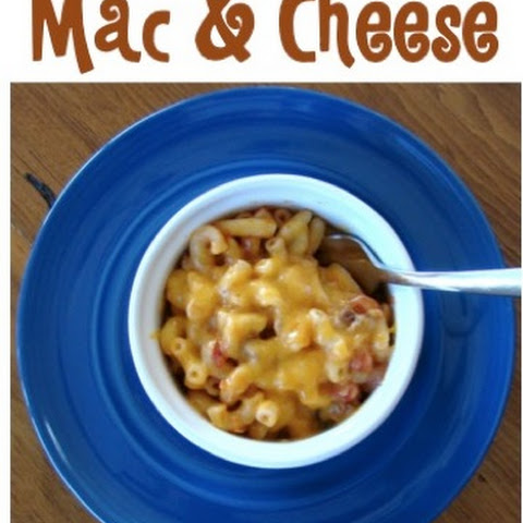 Taco Macaroni and Cheese