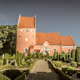 Church by Froddy Baun - Buildings & Architecture Places of Worship ( church, kirke, denmark, fbaun, lolland,  )