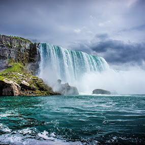 by Brent Clark - Landscapes Waterscapes ( waterscape, niagara falls, waterfall, falls, landscape )