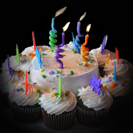 Happy Birthday by Wendy Alley - Food & Drink Candy & Dessert
