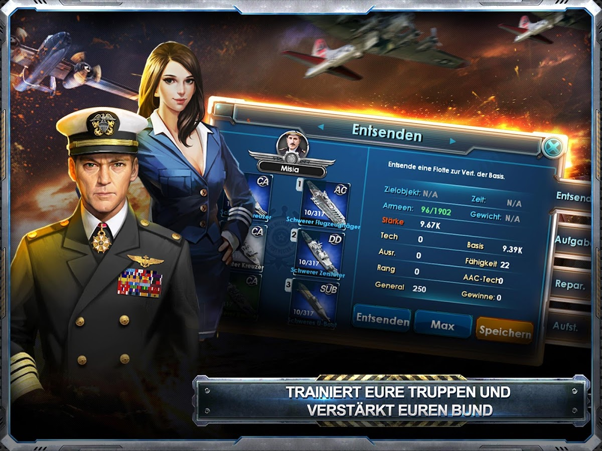 Battleship Command Screenshot 8