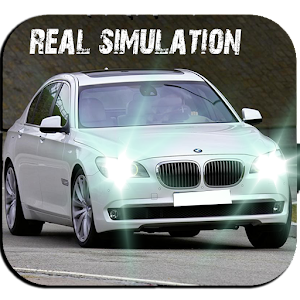 760Li car Simulation Germany