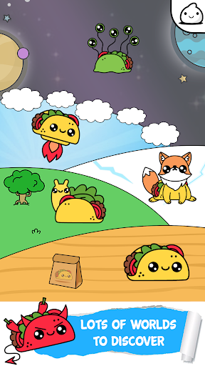 Taco Evolution Food Clicker