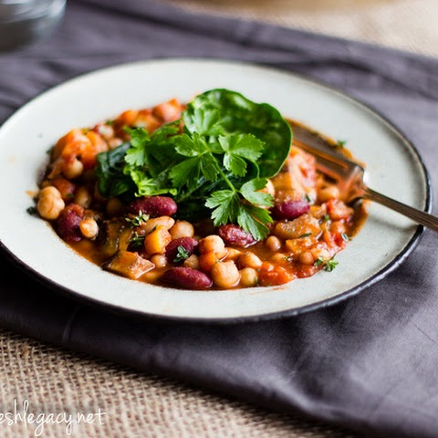 Home Made Baked Beans