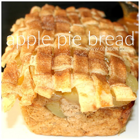 ~Apple Pie Bread!