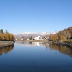 by Milan Gilić - Landscapes Waterscapes ( cetina river trilj kamešnica )