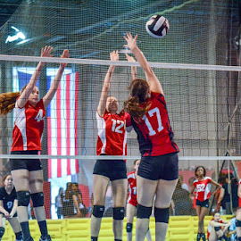 The Block by Al Koop - Sports & Fitness Other Sports ( volleyball,  )