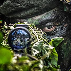 sniper by Doeh Namaku - People Portraits of Men