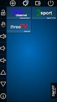 Screenshot of Smart TV Remote
