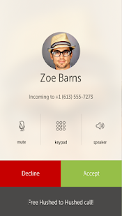 Free Hushed Second Phone Number APK for Windows 8