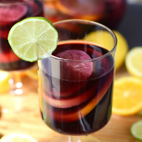 10 best red sangria triple sec and brandy recipes yummly for Sangria recipe red wine triple sec