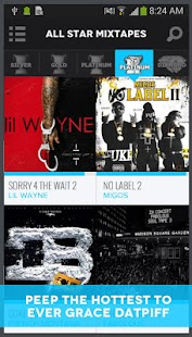 DatPiff - Free Mixtapes APK for Blackberry