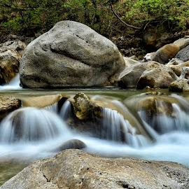 Brzice 2 by Bojan Kolman - Nature Up Close Rock & Stone