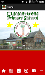 Cummertrees Primary School - screenshot