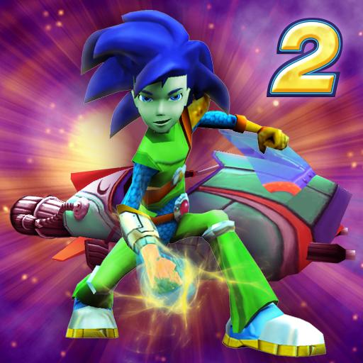 Math Blaster HyperBlast 2 HD (game)