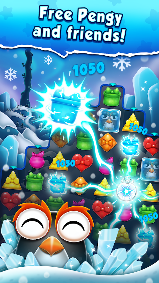Gift Panic - Match 3 Puzzle Screenshot 4