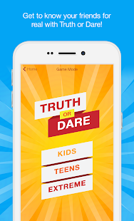 Truth or Dare Party