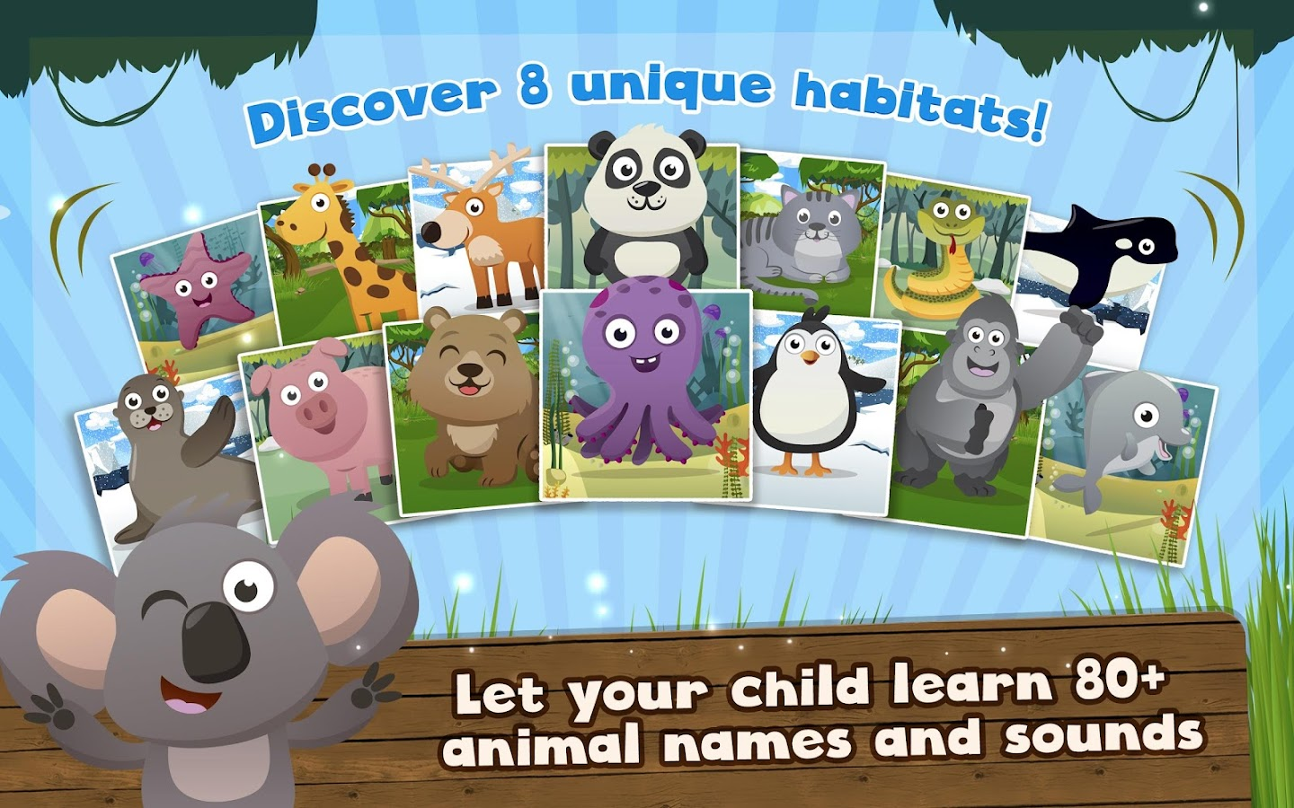 Animal Sounds Screenshot 7