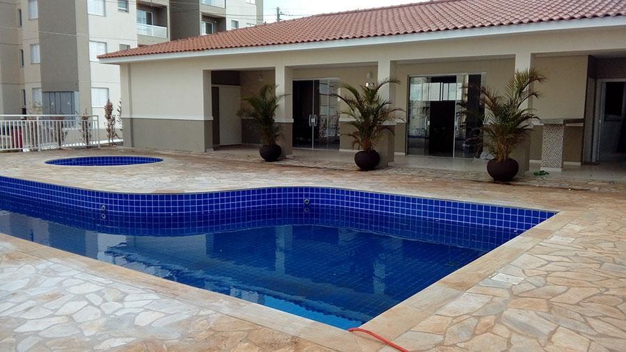 Apartamento com 2 dormitórios à venda, 51 m² por R$ 180.000 - Vila São Pedro - Hortolândia/SP