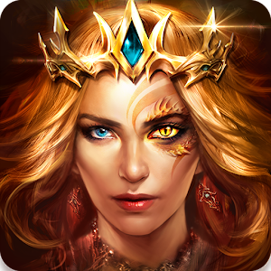 Clash of Queens:Dragons Rise APK Cracked Download