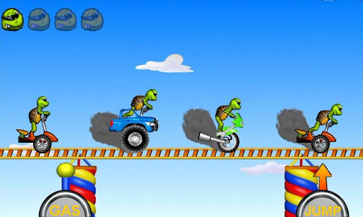 Race of gadgets 2 Screenshot