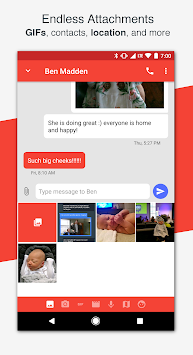 Pulse SMS (Phone/Tablet/Web) APK screenshot thumbnail 4