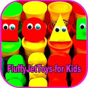 FluffyJetToys for Kids