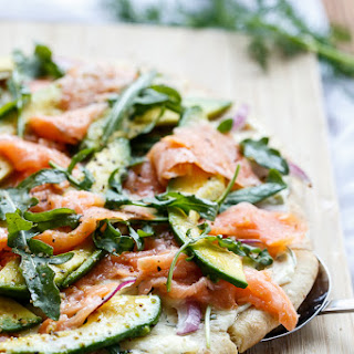 Smoked Fish Pizza Recipes