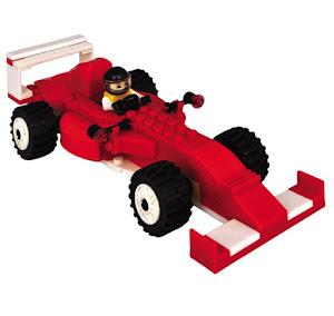 """Конструктор SuperBlock """"Большие гонки"""" Гоночная машина XL"""