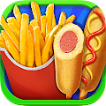 Game Carnival Fair Food Fever 2017 - Yummy Food Maker APK for Kindle