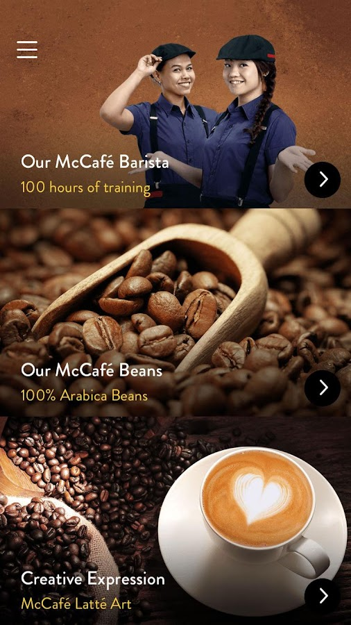 McCafe Devotee Screenshot 4