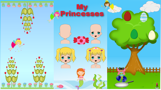 My princesses Screenshot