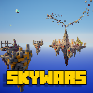 Download Sky wars maps for Minecraft PE For PC Windows and Mac
