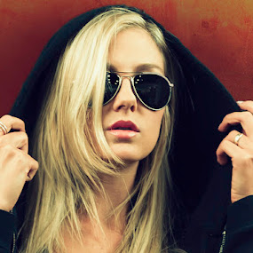 Blondie by Jerome Obille - People Portraits of Women ( blonde, model )