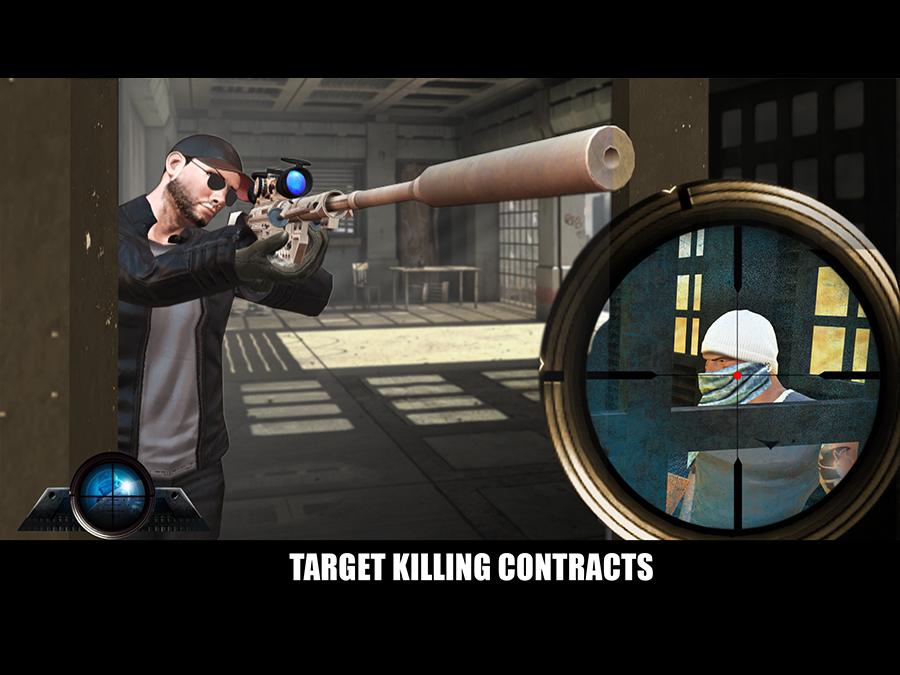 Stadt-Scharfschütze-Überlebens-Held FPS android spiele download