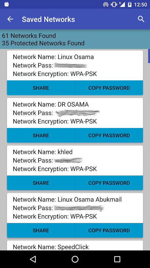 AndroDumpper ( WPS Connect ) Screenshot 5