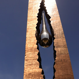 TEAR OF SUPPORT by Phillip Triantos Triantafillou - Buildings & Architecture Statues & Monuments