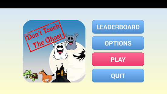 Avoid Ghosts - screenshot