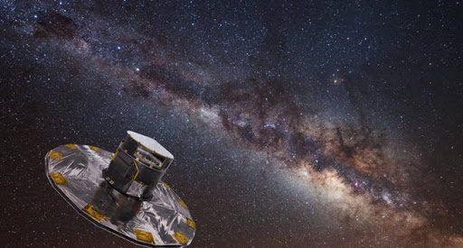 Skynet? More like Night-sky-net. AI hunts for Milky Way's turbo stars