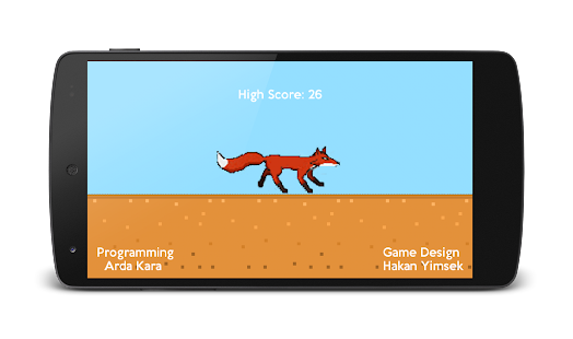 Spax the Fox - screenshot