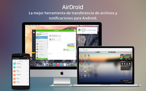 AirDroid - Android on Computer Screenshot
