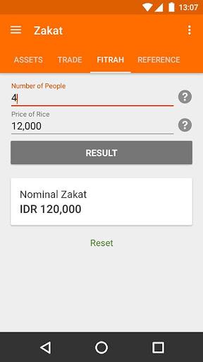 Zakat Calculator screenshot 6