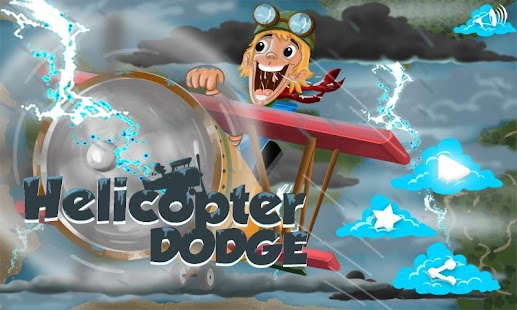 Helicopter Dodge - screenshot